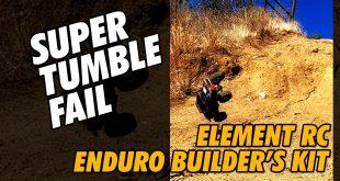 Video - Element Enduro Super Tumble #Shorts | CompetitionX