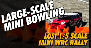 Video - Losi 1/5 Scale Mini WRC Bowling Shorts | CompetitionX