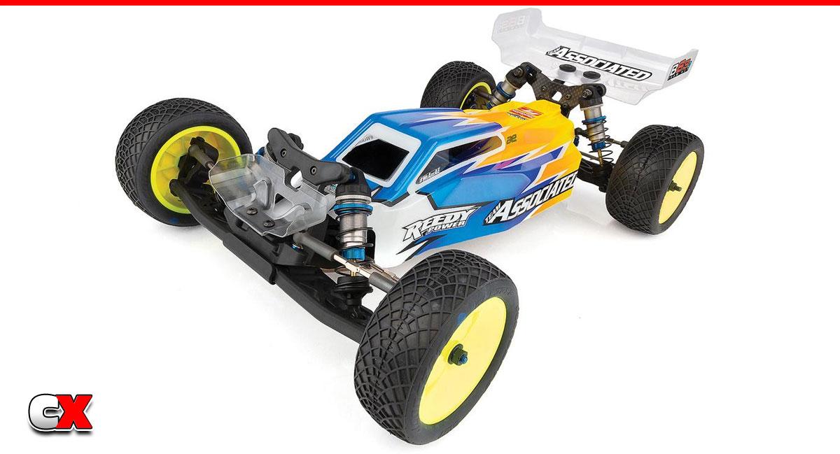 Team Associated RC10B6.3 / RC10B6.3D Team Kits   CompetitionX