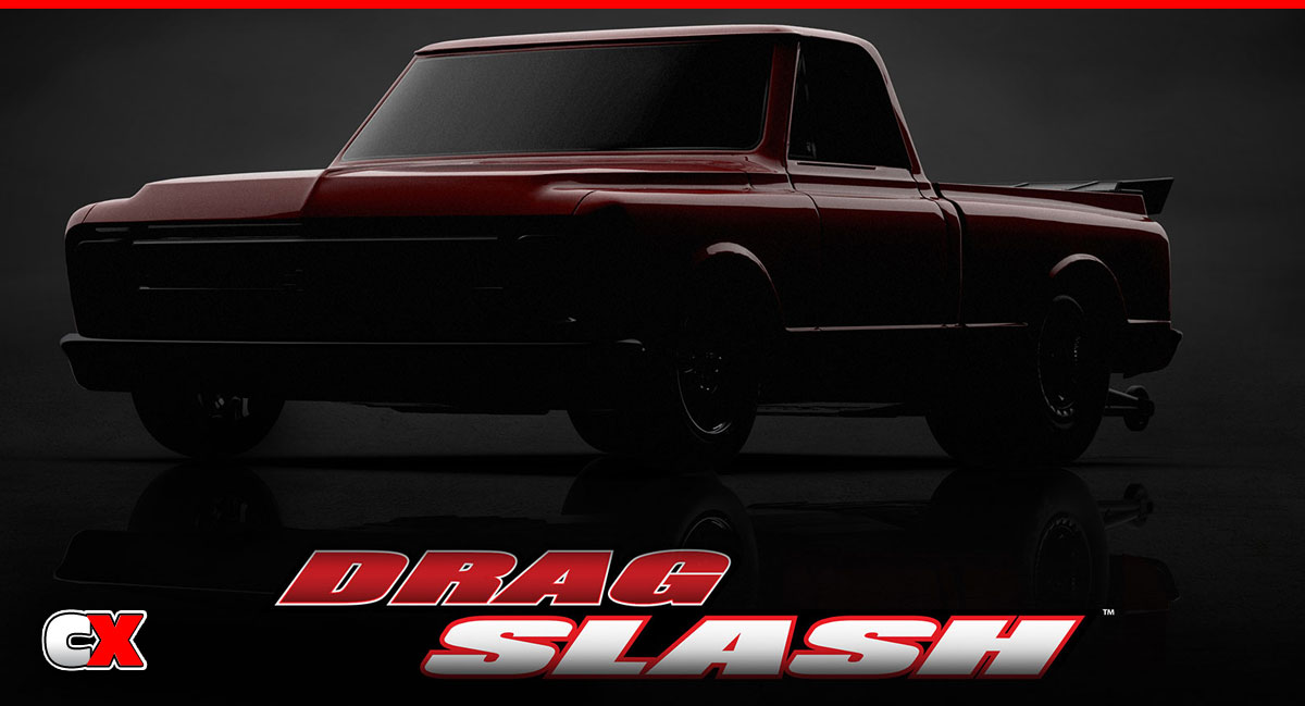 Traxxas Drag Slash | CompetitionX