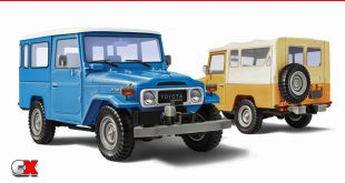 Italeri Toyota BJ44 Land Cruiser Model Kit | CompetitionX