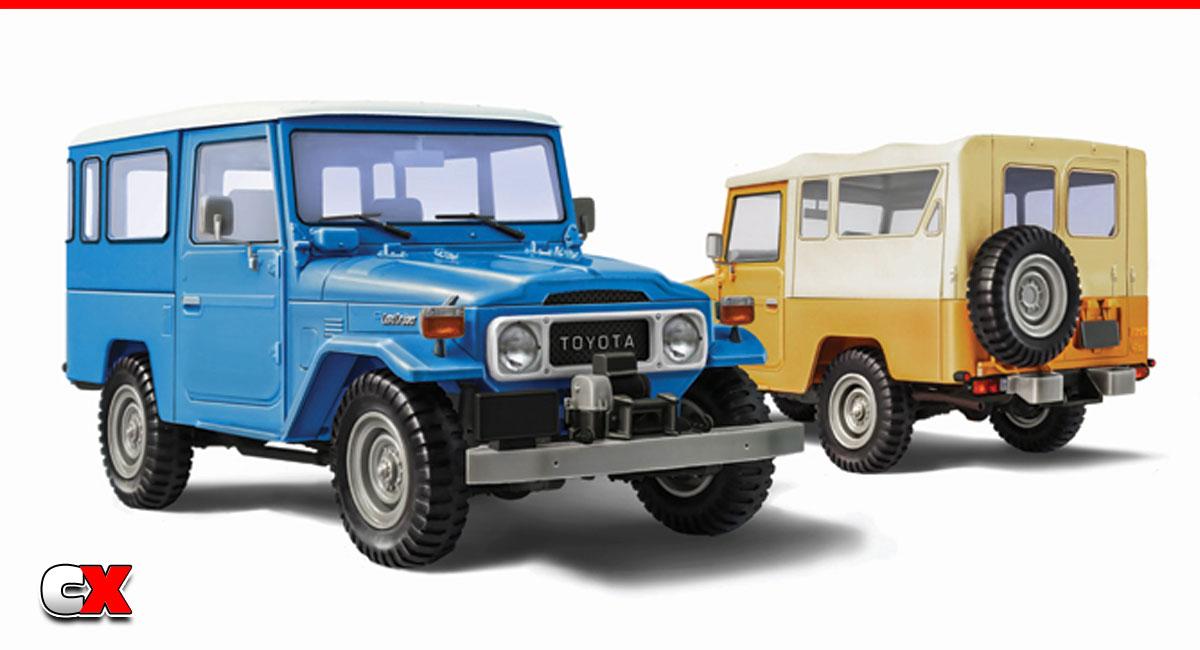 Italeri Toyota BJ44 Land Cruiser Model Kit | CompetitionX