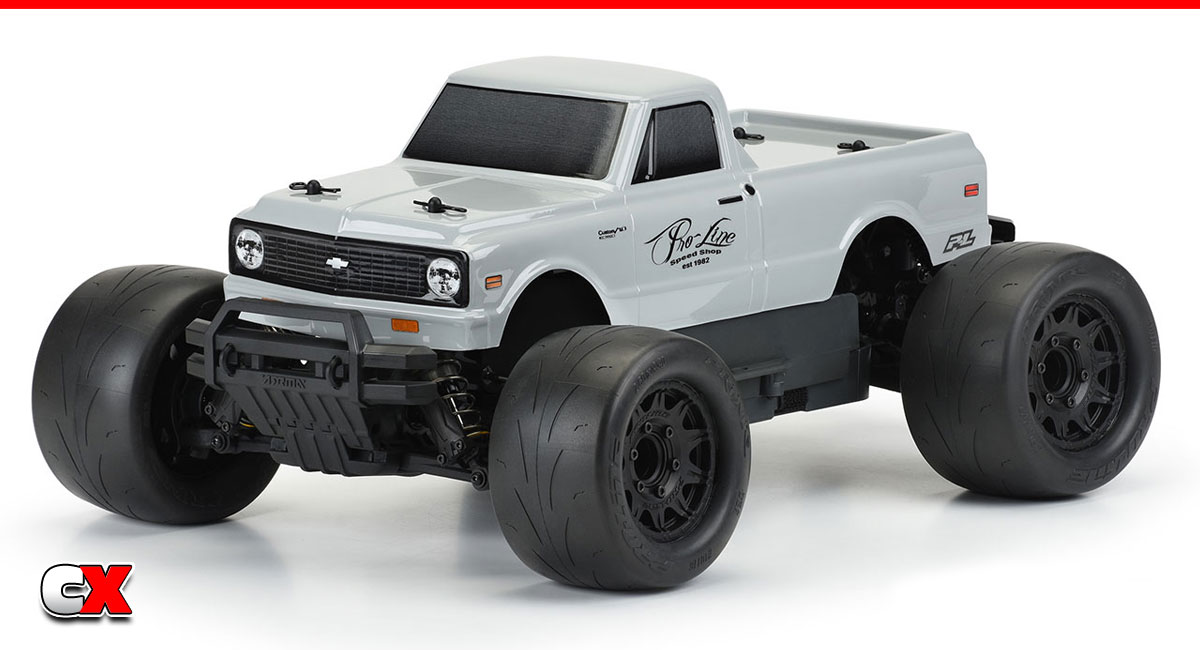 Pro-Line Racing Tough-Color (Stone Gray) Series Bodies | CompetitionX