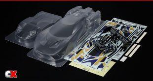 Tamiya 2020 Ford GT Mk. II Clear Body Set | CompetitionX