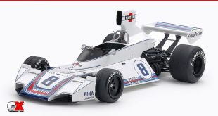 Tamiya 1975 Martini Brabham BT44B 1/12 Model Kit | CompetitionX