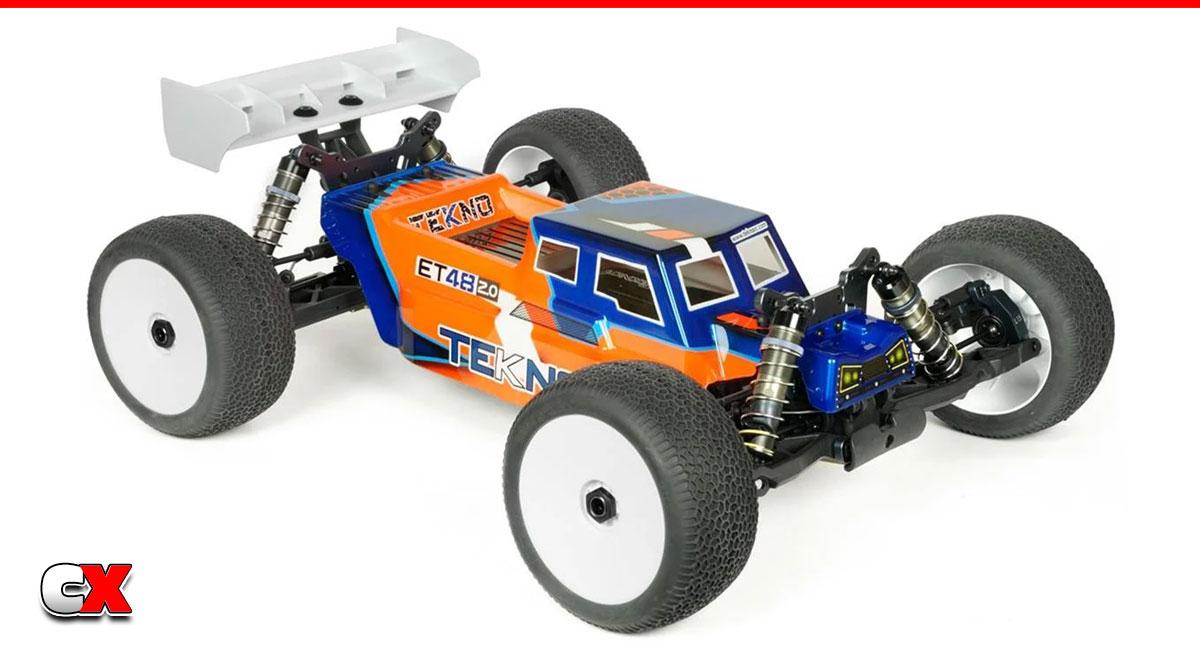 Tekno RC ET48 2.0 1/8 E-Truggy Kit | CompetitionX