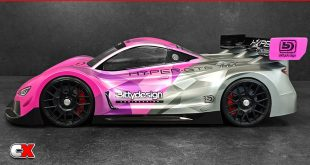 Bittydesign Hyper-GT8 1/8 Body Set | CompetitionX