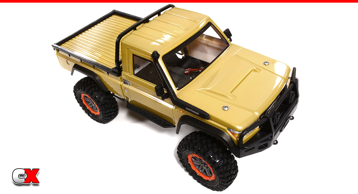 Integy LC10 Pro Edition Scale Rock Crawler | CompetitionX