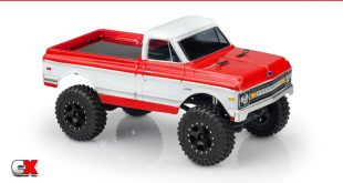 JConcepts SCX24 Body Sets - 1970 Chevy C10/1993 Ford F-150/JCI Creep | CompetitionX