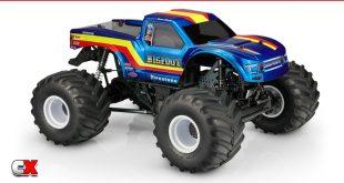 JConcepts 2020 Ford Raptor Body Set - Bigfoot 19 Racer Stripe | CompetitionX
