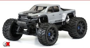 Pro-Line Racing Pre-Cut 2021 Ram 1500 Body Set | CompetitionX