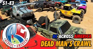 Video - RC Across America - Dead Mans Crawl 2021 / Element RC ECTO | CompetitionX
