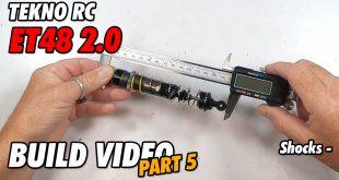 Video – Tekno ET48 2.0 E-Truggy Build Part 5 | CompetitionX