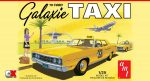 AMT June 2021 Releases - 1976 GMC Semi Tractor / 1970 Ford Galaxie Taxi | CompetitionX