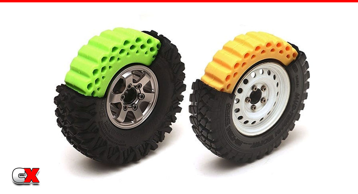 Boom Racing Rock Monster Silicone Tire Inserts   CompetitionX