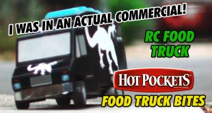 Video: Hot Pockets Food Truck Bites Commercial - RC Food Truck