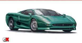 Italeri Jaguar XJ 220 Model Kit | CompetitionX