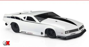 JConcepts 1968 Pontiac Firebird Pro Body Set | CompetitionX