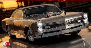 Kyosho Fazer Mk2 1967 Pontiac GTO RTR | CompetitionX