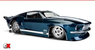 Pro-Line 1967 Ford Mustang No Prep Drag Car Body | CompetitionX