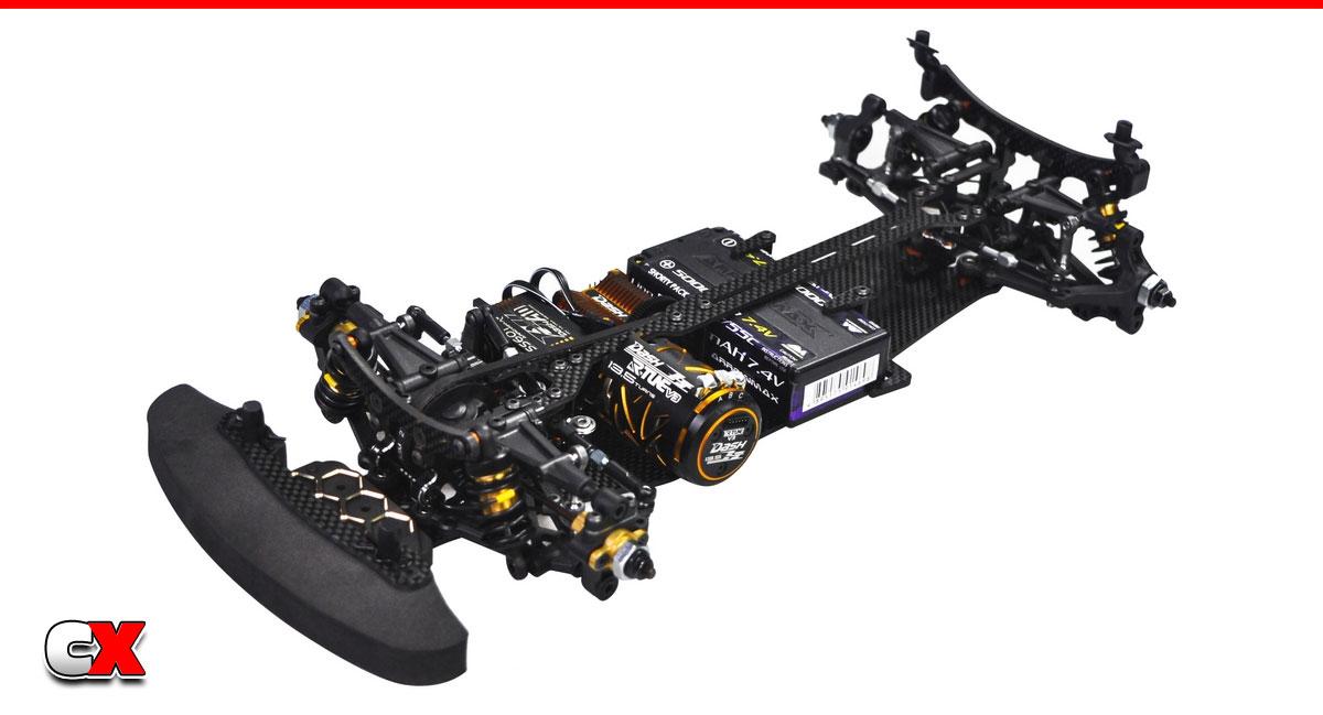 Serpent Medius X20FWD 2021 Carbon | CompetitionX