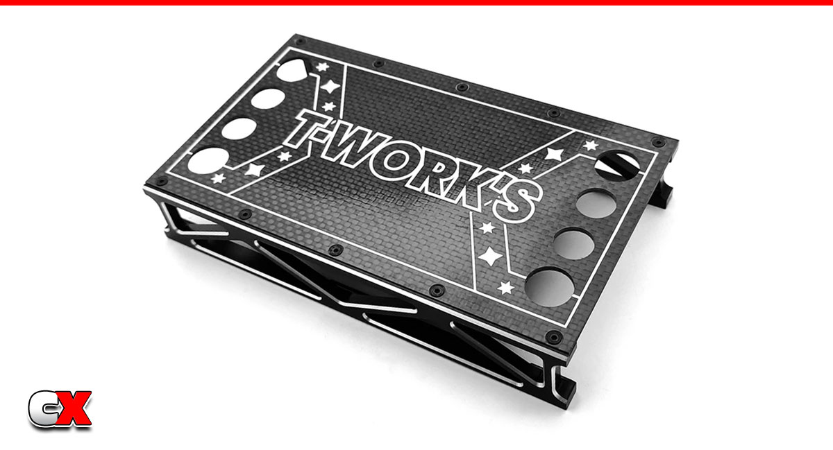 T-Works 1/10 Touring Car Stand V2 | CompetitionX