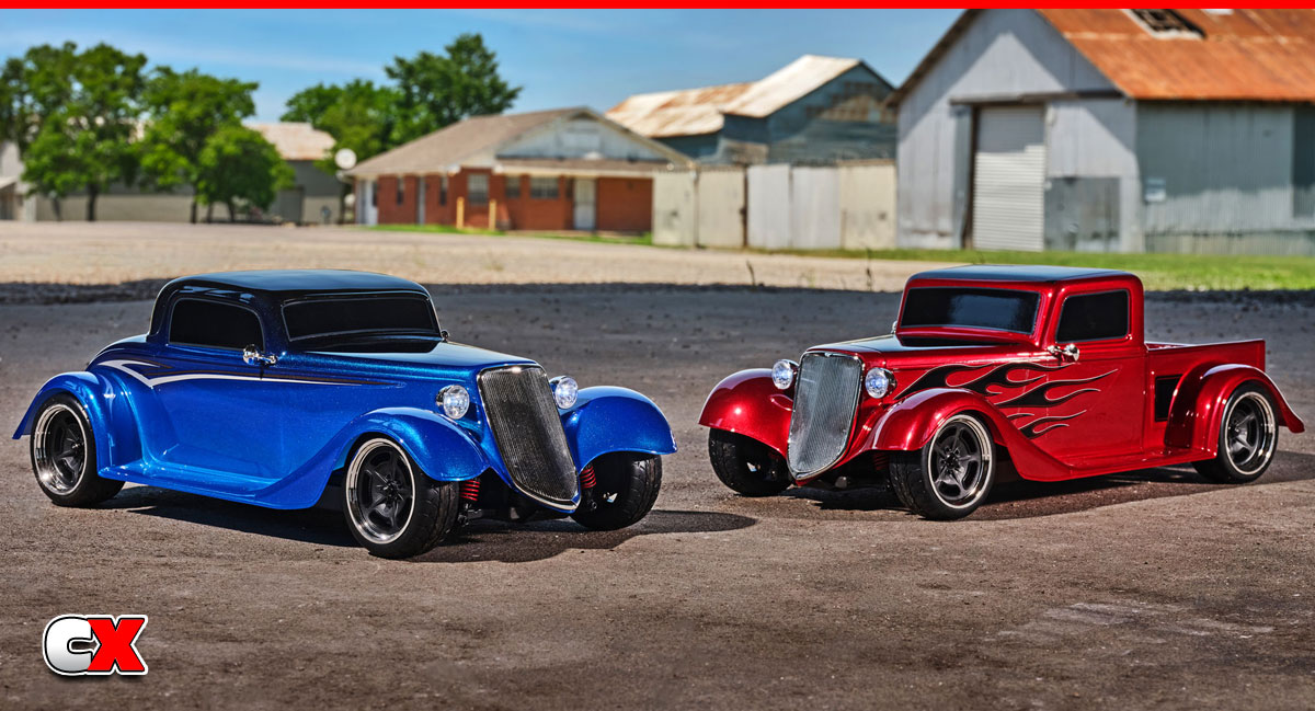 Traxxas Factory Five Hot Rods | CompetitionX