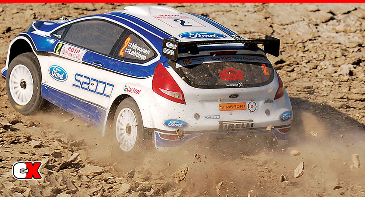 Beginners Guide to RC - Rally Car