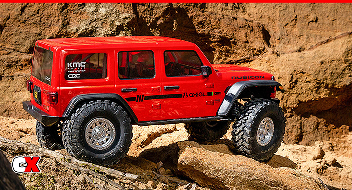 Beginners Guide to RC - Rock Crawler