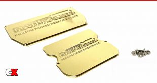 NathoBuilds Brass ESC/Servo Weights | CompetitionX