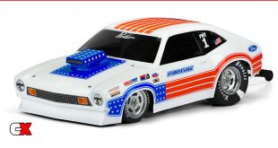 Pro-Line 1972 Ford Pinto Clear No-Prep Drag Body | CompetitionX