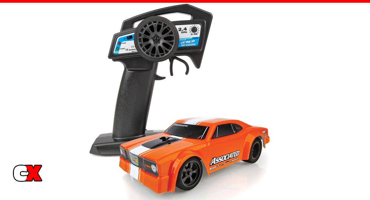 Team Associated DR28 Drag Race Car RTR | CompetitionX