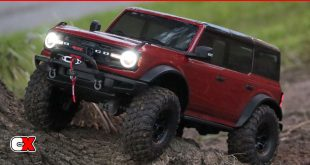 Traxxas Pro Scale LED Light Install | CompetitionX