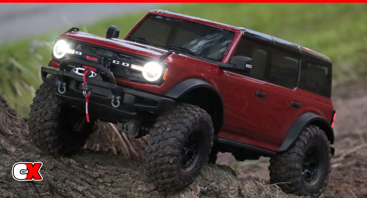 Traxxas Pro Scale LED Light Install   CompetitionX