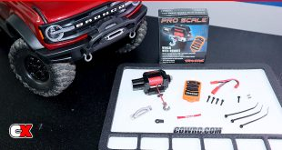 Traxxas Pro Scale Winch Install | CompetitionX