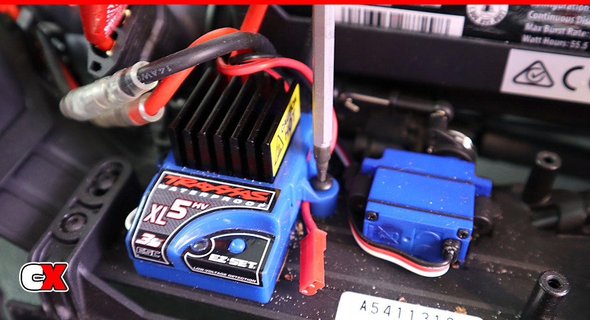 Traxxas Pro Scale Winch Install   CompetitionX