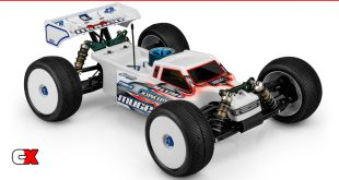 JConcepts F2 1/8 Scale Truck Body | CompetitionX