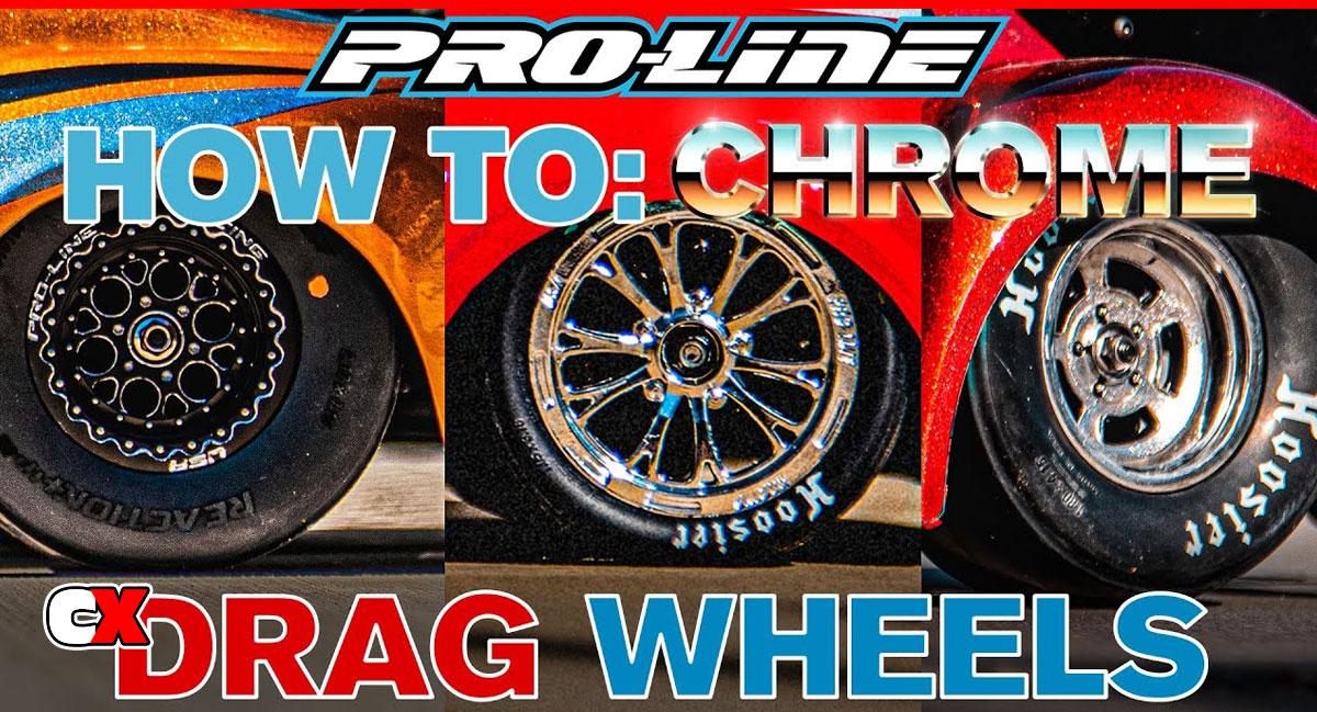 Video: How to Chrome Pro-Line Drag Wheels | CompetitionX
