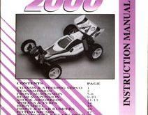 Schumacher Cougar 2000 Manual