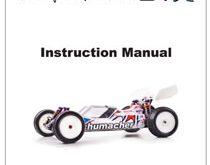 Schumacher Cougar SVR Manual