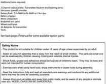Schumacher Mi3.5 Manual