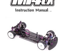 Schumacher Mi4CX Manual