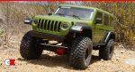 Axial SCX6 1/6 Jeep JLU Wrangler Trail Truck | CompetitionX