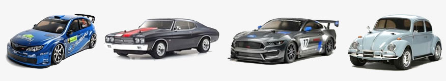 Beginners Guide to RC - Types of Cars