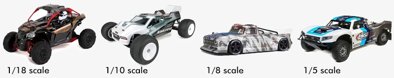 Beginners Guide to RC - Scale