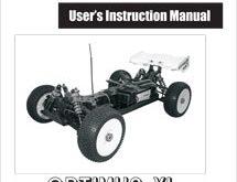 DHK Hobby Optimus XL Manual