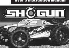 DHK Shogun Manual