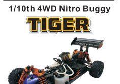 DHK Hobby Tiger Manual