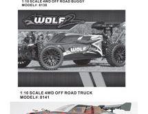 DHK Hobby Wolf 2 Manual