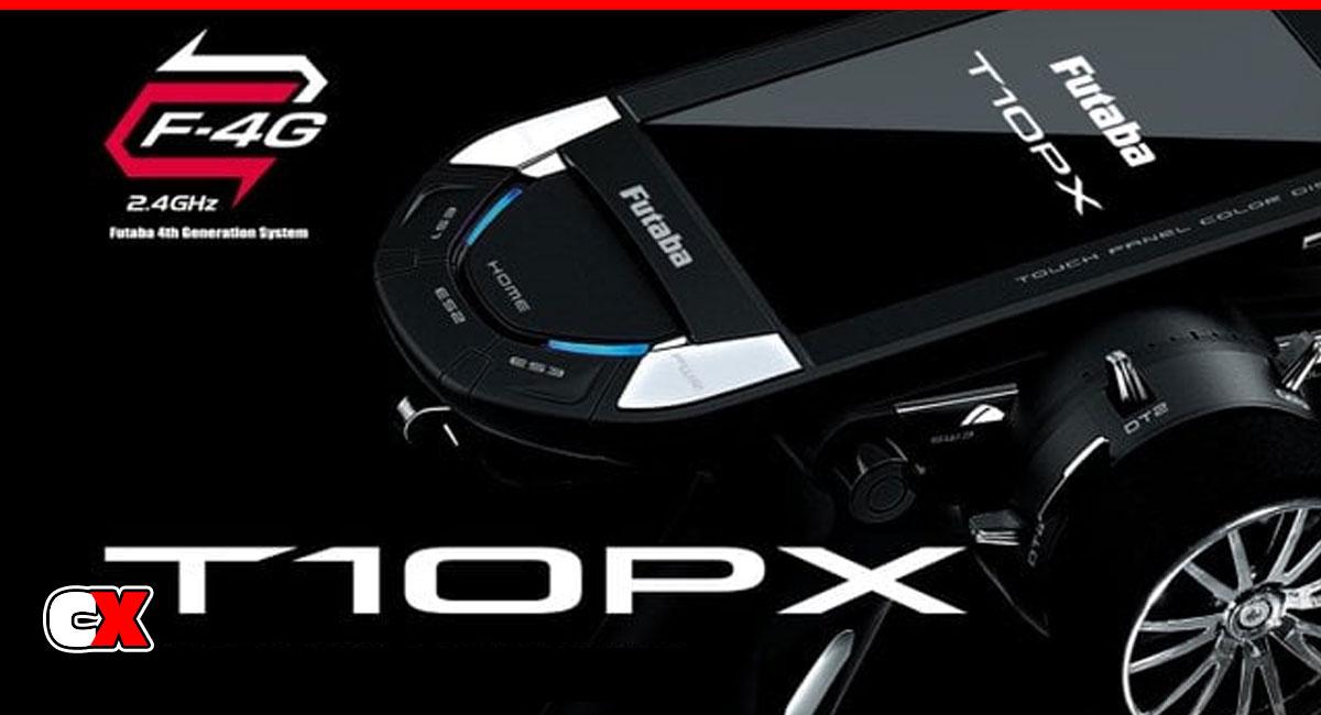 Futaba T10PX Radio System | CompetitionX